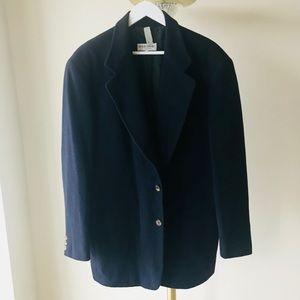 Giorgio Armani Navy Blue Suit Size 44
